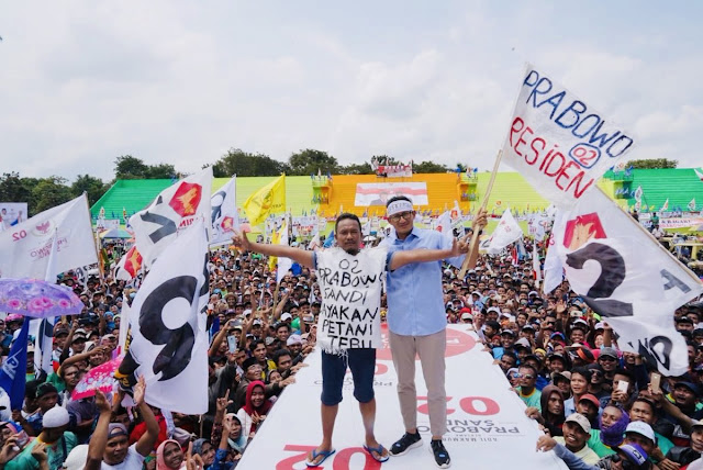 Pengamat: Pendukung Prabowo Militan, Sementara Jokowi Cenderung Pragmatis