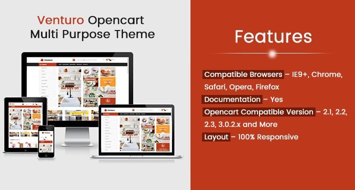 8 theme Opencart 3.0.2.0 đẹp nhất 2018
