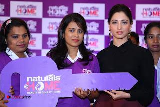 Tamannah Launches Naturals Home at Coimbatore ~ Celebs Next