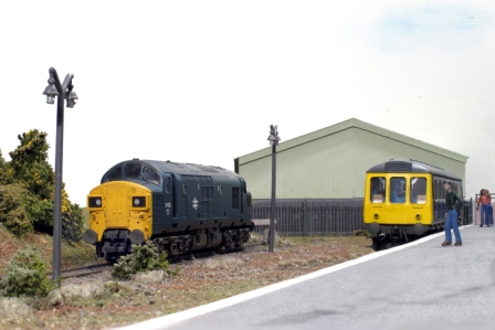 Rhiw in Railway Modeller