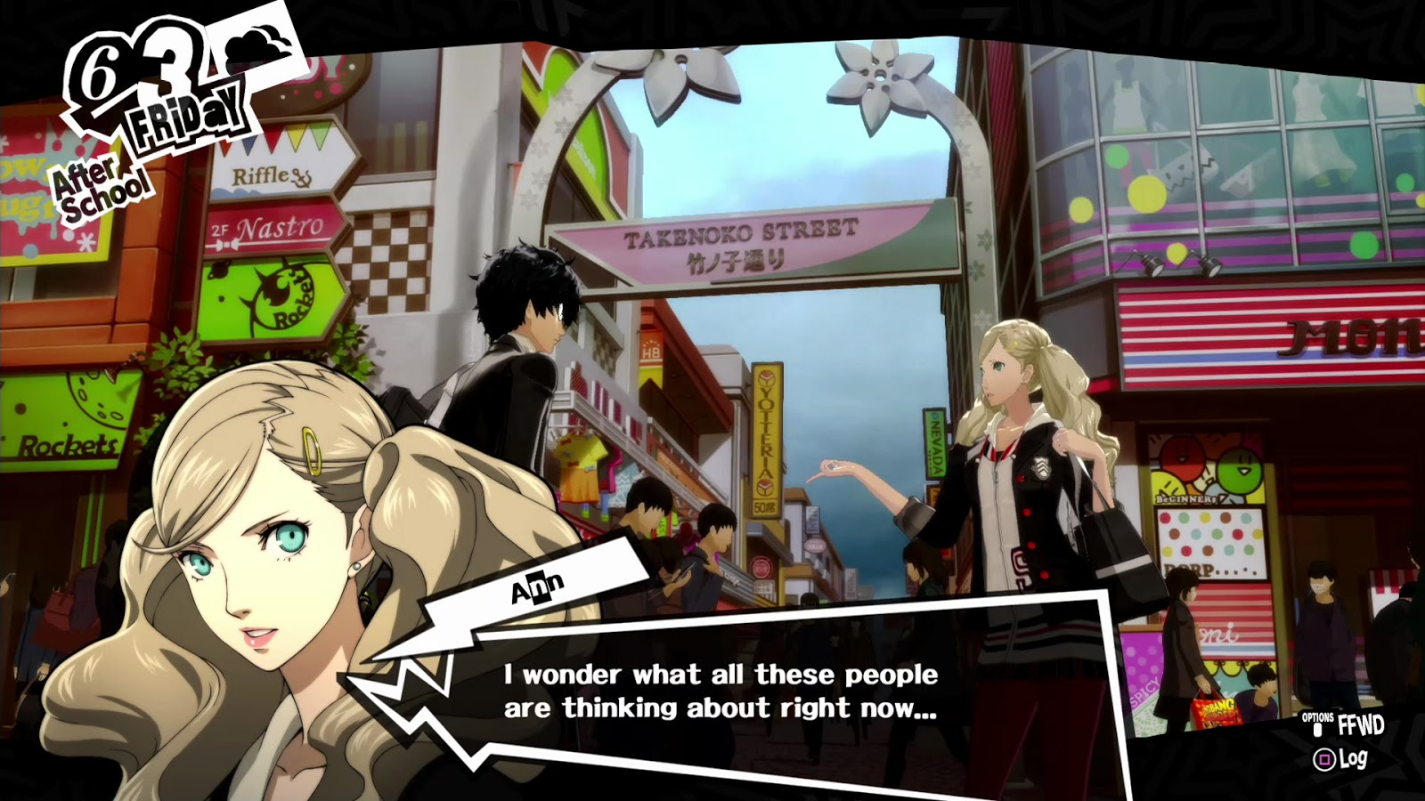 Persona 3 dating multiple girls making 1