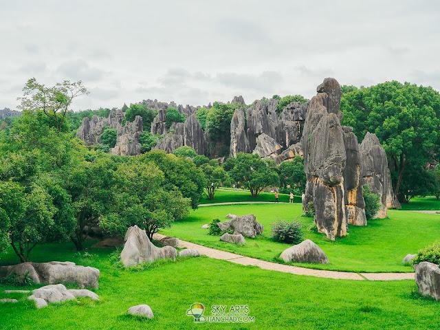 昆明石林 Kunming Stone Forest Scenic Spot