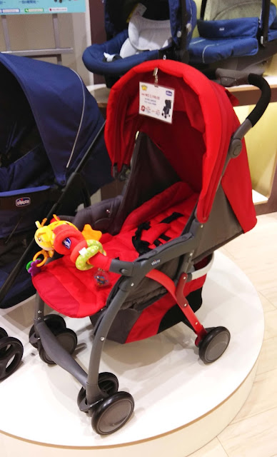 【新手準媽媽】BB車的選擇 Chicco Vs Combi Vs Peg Perego
