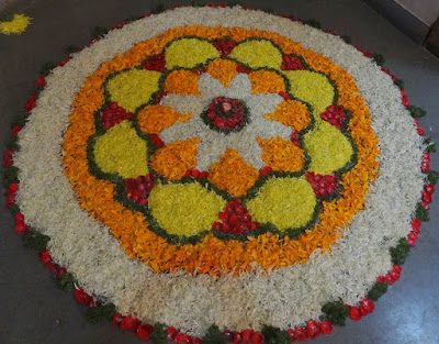 easy rangoli design images 2018
