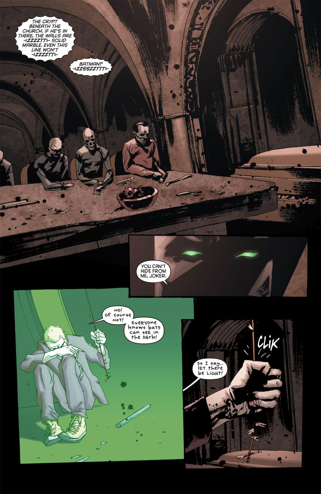 Detective Comics (1937) 880 Page 12