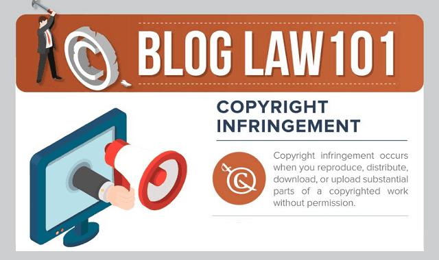 Blog Law 101