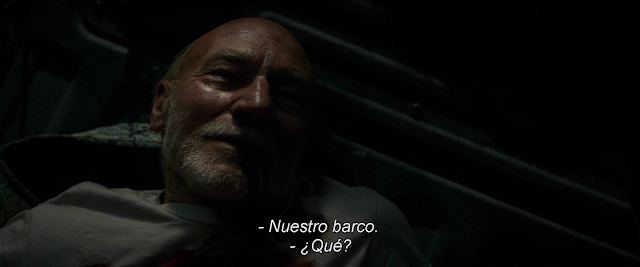 Logan Wolverine HD 1080p Latino captura 1