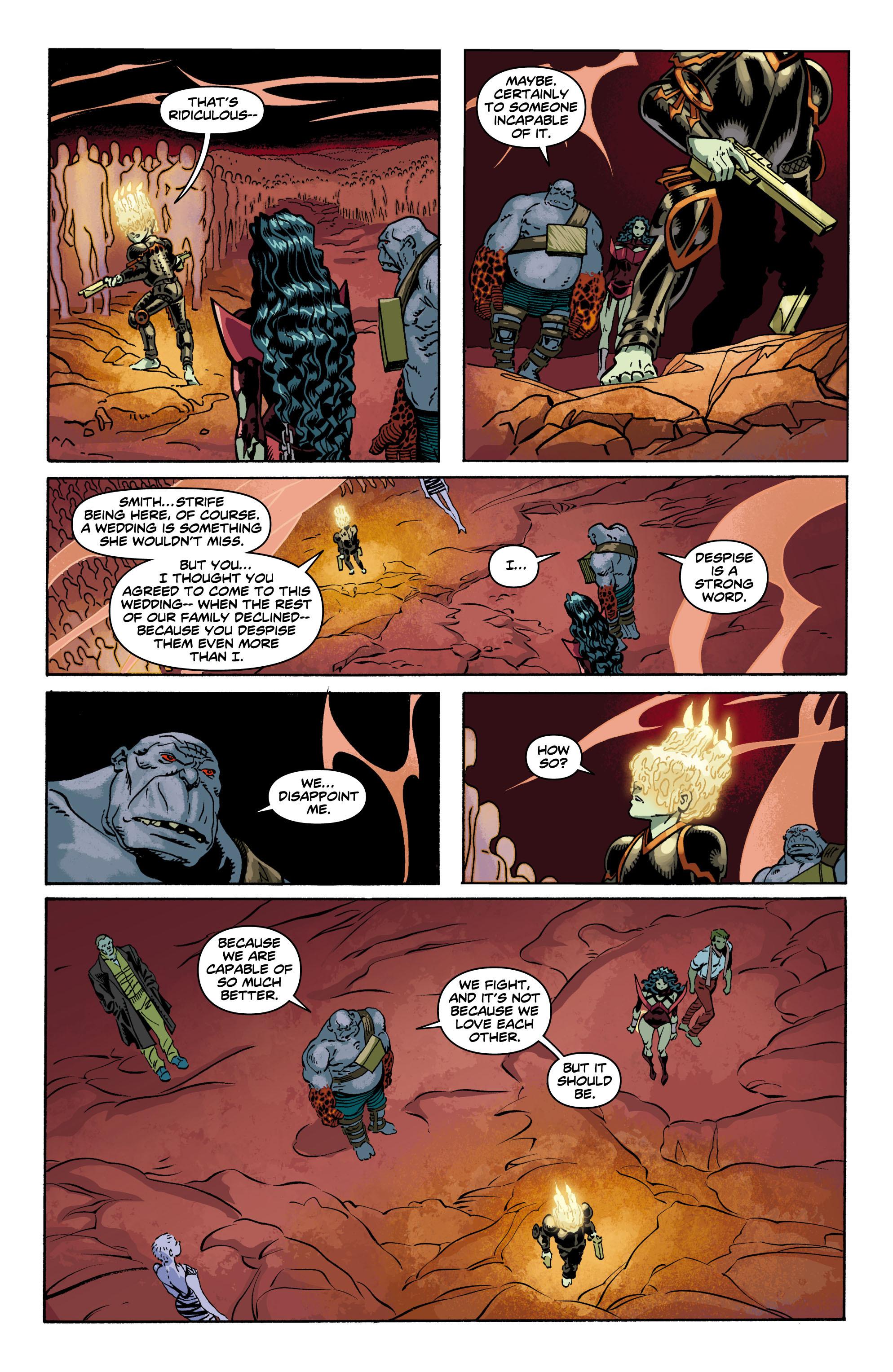 Read online Wonder Woman (2011) comic -  Issue #10 - 16