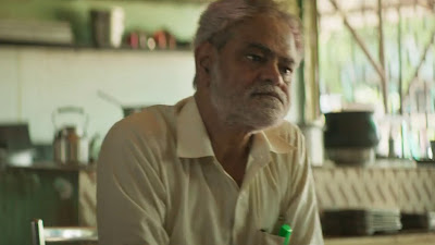 Widescreen HD Wallpaper Of Sanjay Mishra Newton Film