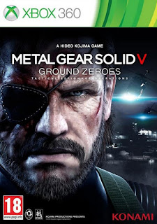 Metal Gear Solid V Ground Zeroes (XBOX360)