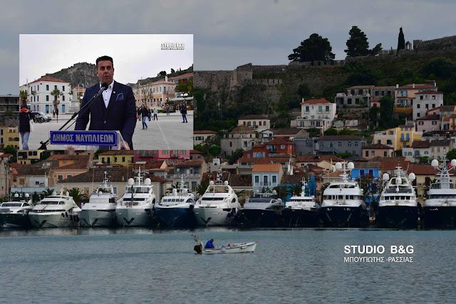 120 σκάφη και πάνω από 400 yacht brokers στο Ναύπλιο