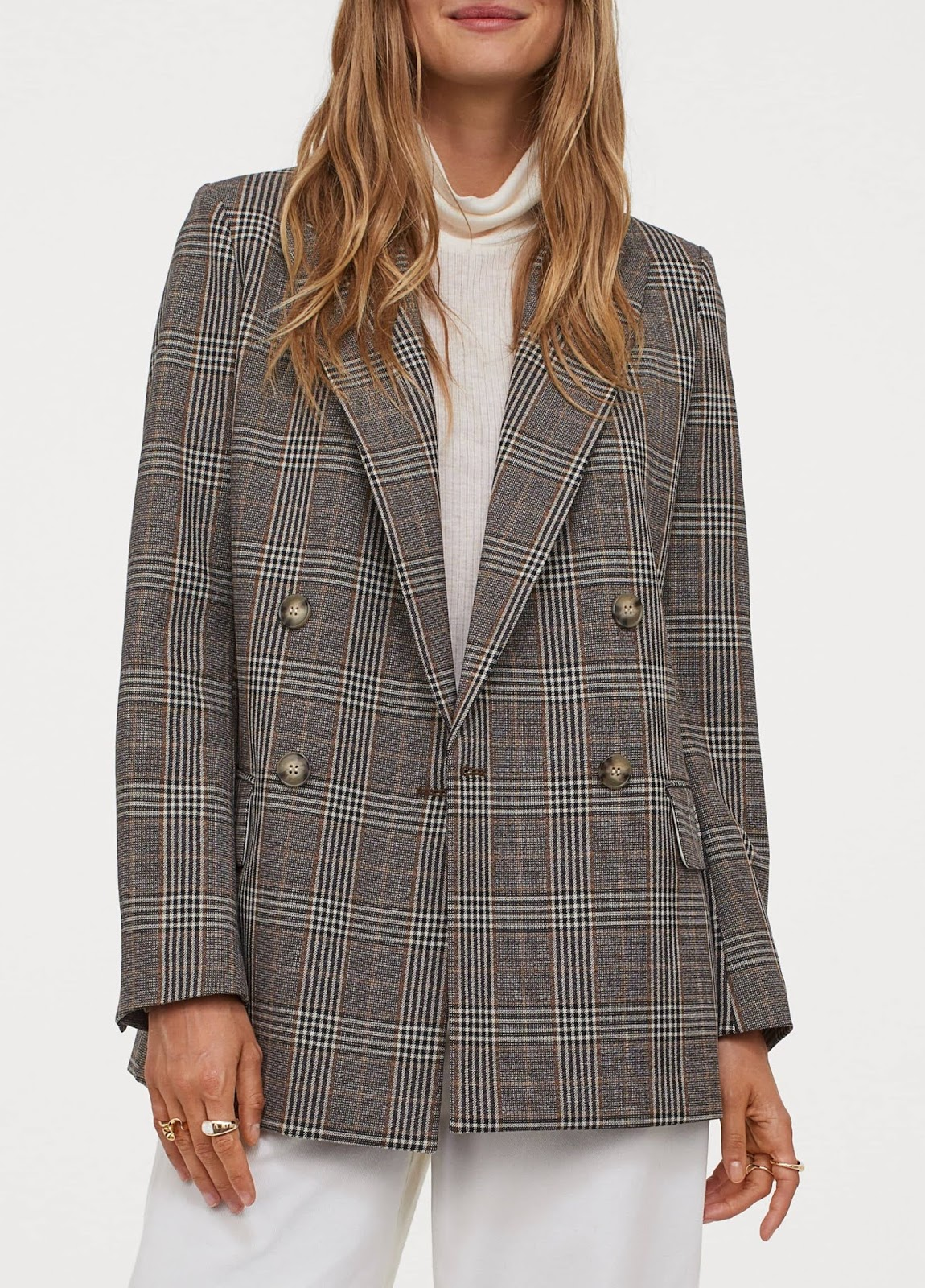 straight-cut jacket