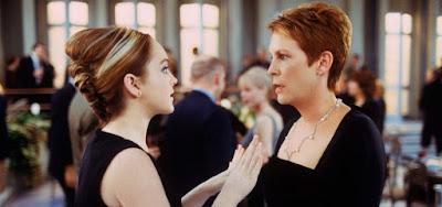 Anna (Lindsay Lohan) e Tess (Jamie Lee Curtis) trocam de corpos na comédia da Disney
