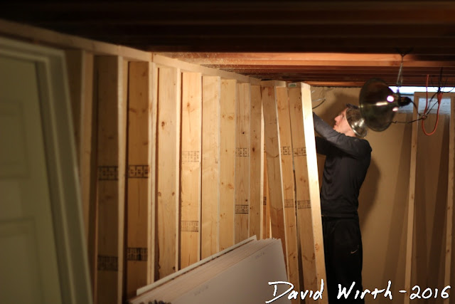 How to remodel a basement, cheap, save