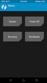 TWRP Recovery For Infinix Hot 3 X554