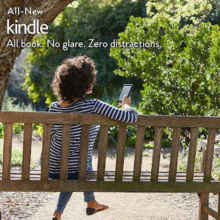 Pre-order now! All-New Kindle 6″ Glare-Free Touchscreen £59.99, realesed July 20,2016