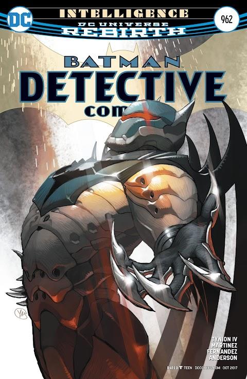 Detective Comics 962 Read Online