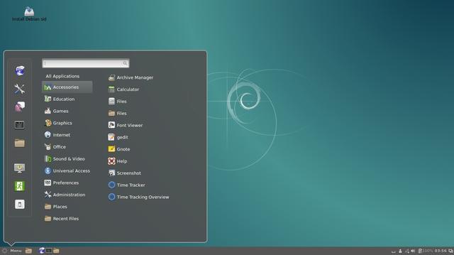 أفضل توزيعة للمبرمجين Debian