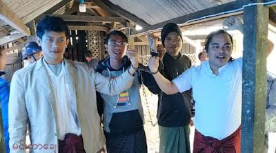 ရခိုင္လူငယ္ ၄ ဦးအား လူသတ္မႈျဖင့္ စြဲခ်က္တင္