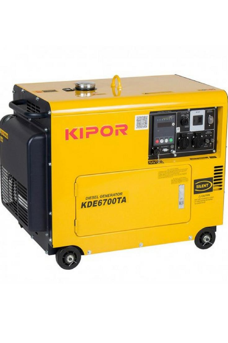 Generador Eléctrico Diesel