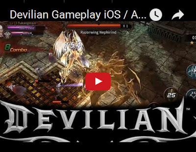 Gameplay Devilian First Look