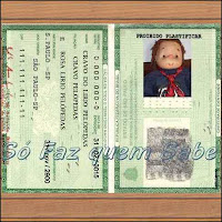 Carteira de Identidade ou RG ou cédula de Identidade.
