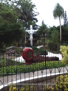 Pink Sisters' Convent in Tagaytay City