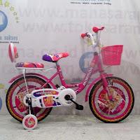 16 morison ms3380 lovely girl ctb sepeda anak