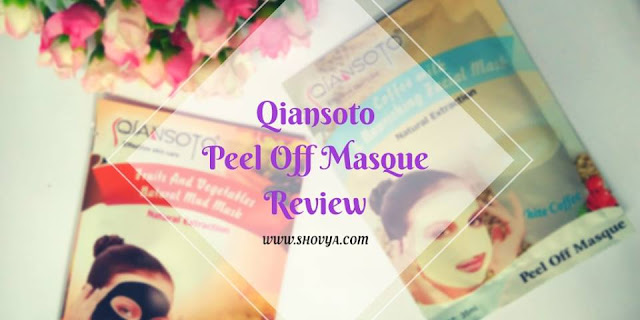 Review Qiansoto Effective Skin Care Peel Off Masque