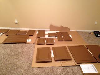 Broke Wife Loving Life Rustoleum Cabinet Transformations