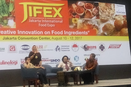 THE JAKARTA INTERNATIONAL FOOD EXPO (JIFEX) 2017