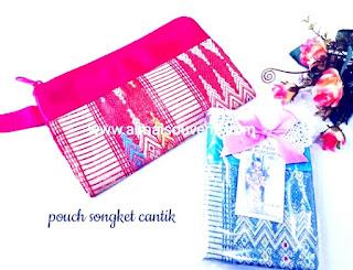 souvenir pouch cantik