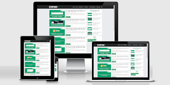 Template Blogspot Sparks Premium v2.0