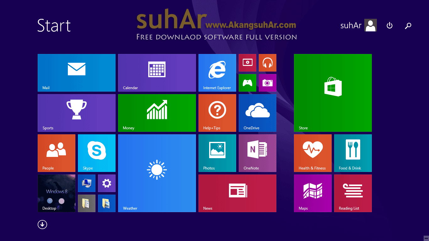 Free download Windows 8.1 AIO November 2017 Full Activation