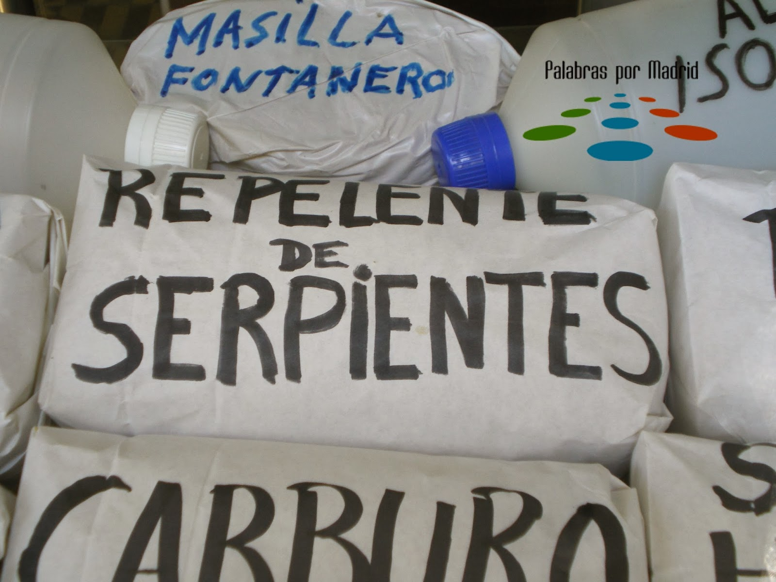 repelente de serpientes