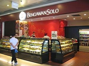Toko Kue Bengawan Solo Singapore