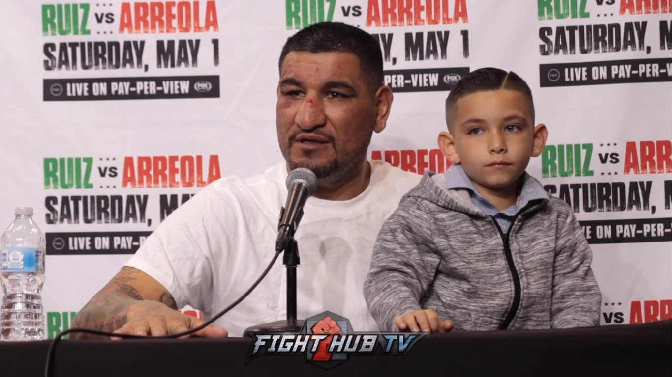 Andy Ruiz vs. Chris Arreola fight results: 'The Destroyer' returns to action with decision victory