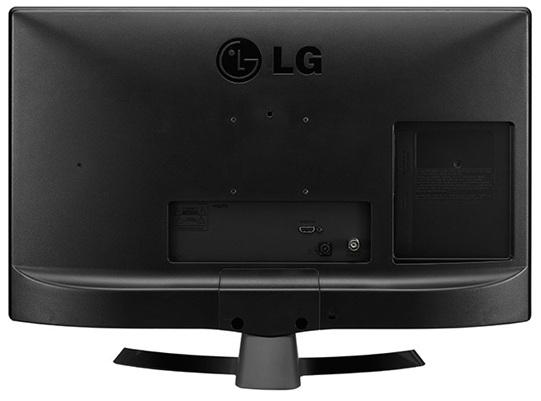 LG 28MT49S-PZ: diseño, panel y conectividad