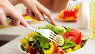 Makan lebih baik - Resolusi Tahun Baru