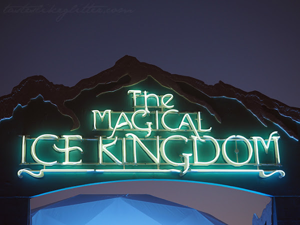 The Magical Ice Kingdom - An Arctic Adventure.