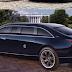 Estilizada, moderna y aerodinámica: así es la nueva limusina blindada de Donald Trump