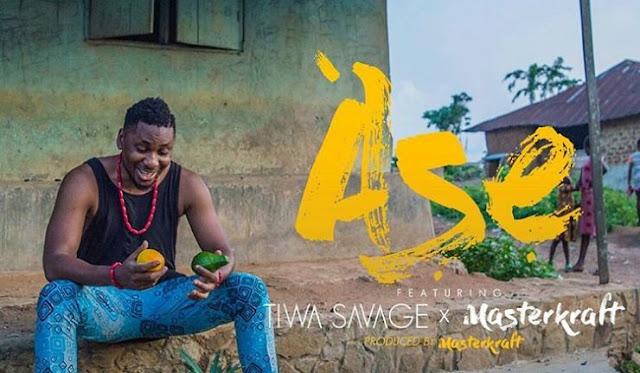 MUSIC: Pepenazi Ft. Tiwa Savage & Masterkraft – Ase