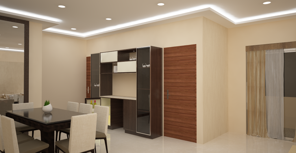 Villa interior designers in hyderabad best contemporary for M kitchen hyderabad