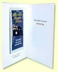 Australia Day Greeting Cards