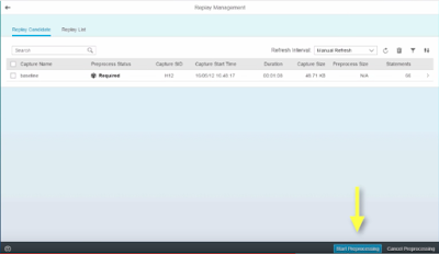Capturing and Replaying Workloads - by the SAP HANA Academy