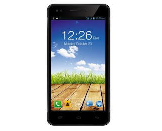 Micromax Canvas Hue 2 Black