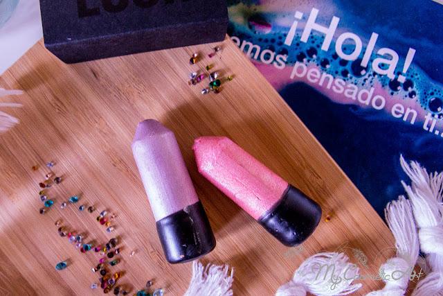 Mi experiencia con los Glow Stick de Lush: iluminadores veganos en formato sólido.