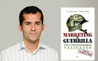 marketing guerilla - carlos bravo
