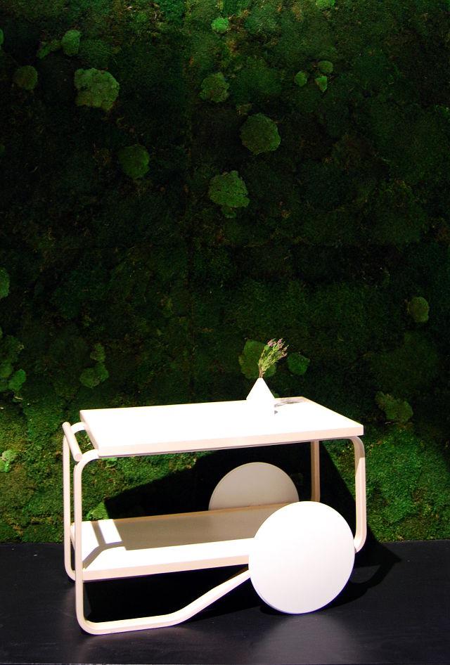 Hella Jongerius, Artek 901 tarjoiluvaunu, Habitare 2015, Artek teehuone, Arte, Helsinki, Alvar Aalto, Finnish design, design, cool design