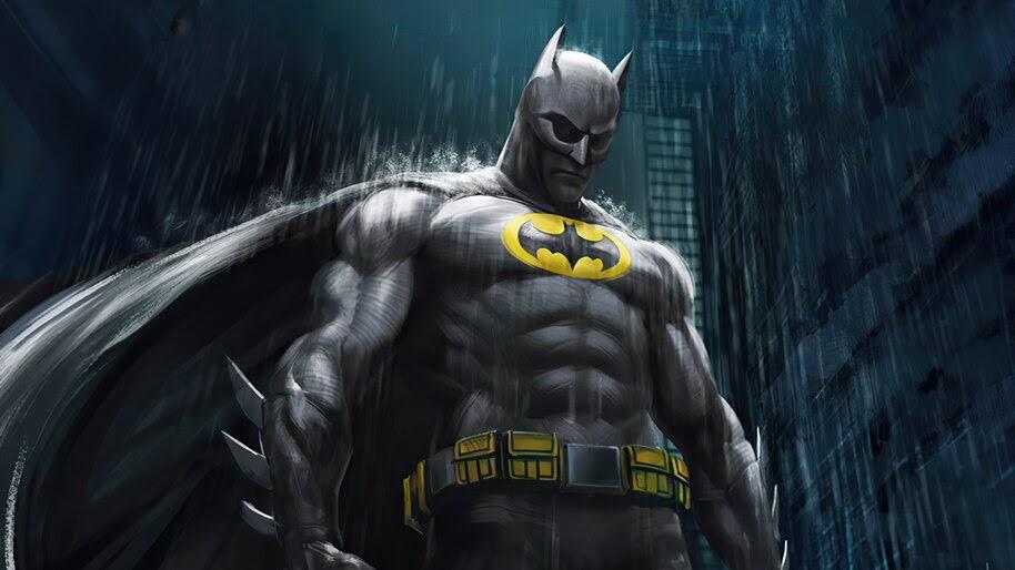 Batman, DC, Comics, Art, 4K, #6.2053